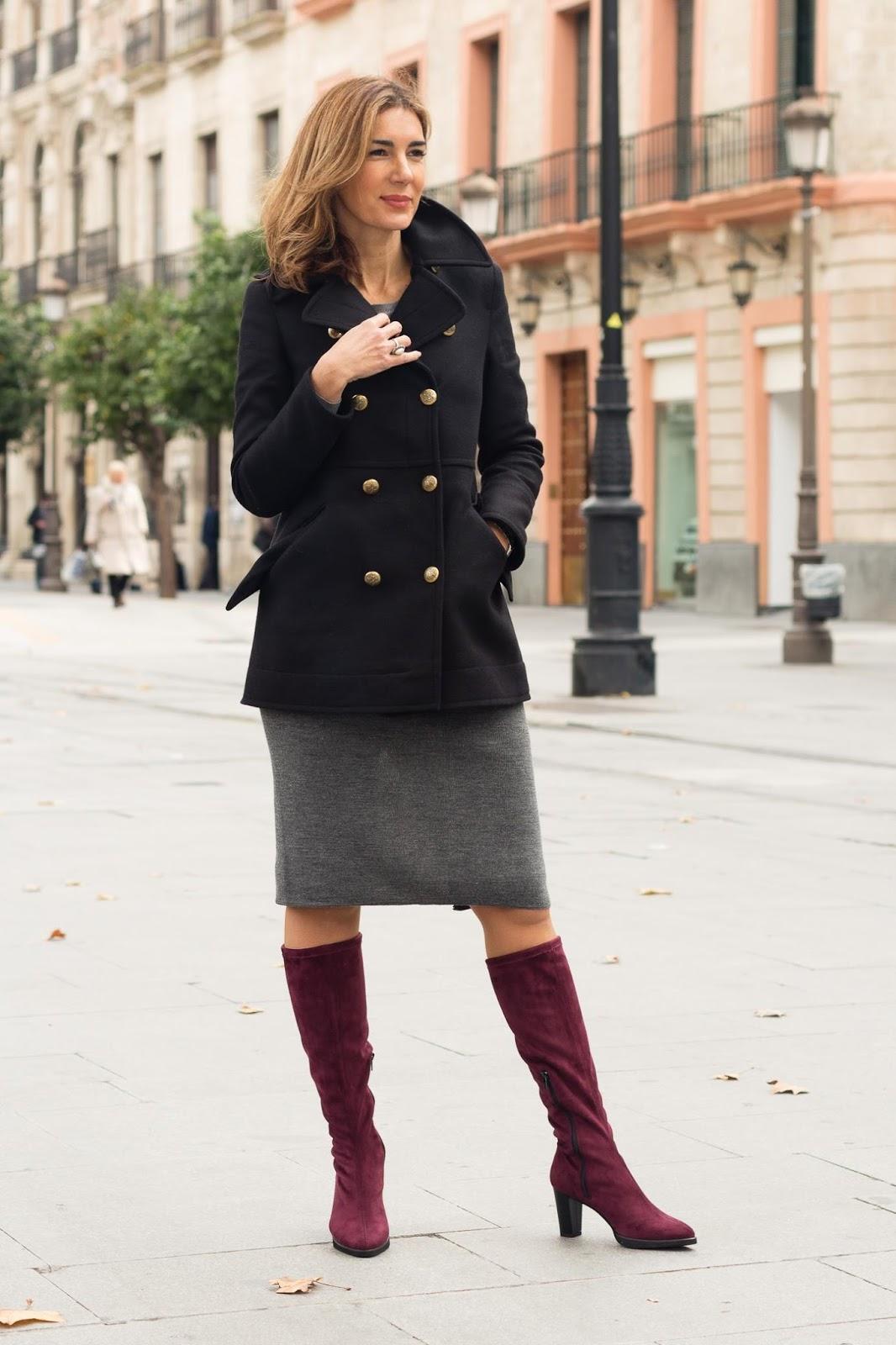 Encuentra la bota ideal para el invierno 2016 blog - Zapatos nuria cobo ...