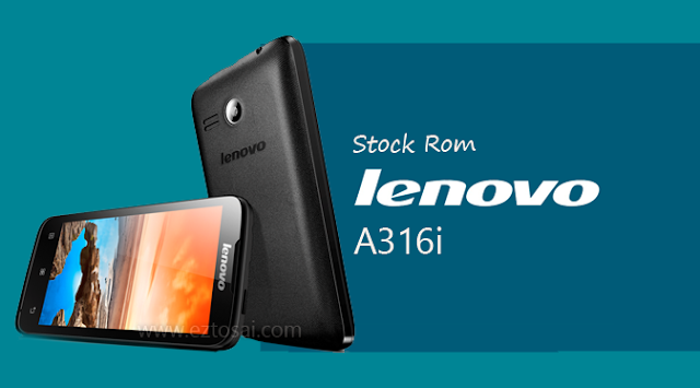 Download Stock Rom Lenovo A316i Official Jellybean