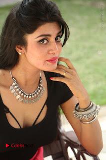 Telugu Actress Harini Stills at Dhyavudaa Movie Teaser Launch  0221.JPG