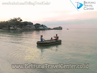 One Day Trip Pantai  Belitung