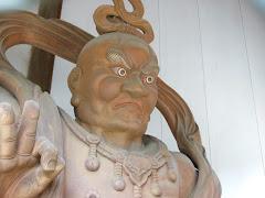 三会寺仁王像