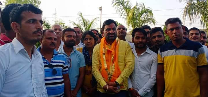 हनुमान बेनीवाल बोले वसुंधरा की यह अंतिम यात्रा, कांग्रेस सरकार पर भी साधा निशाना