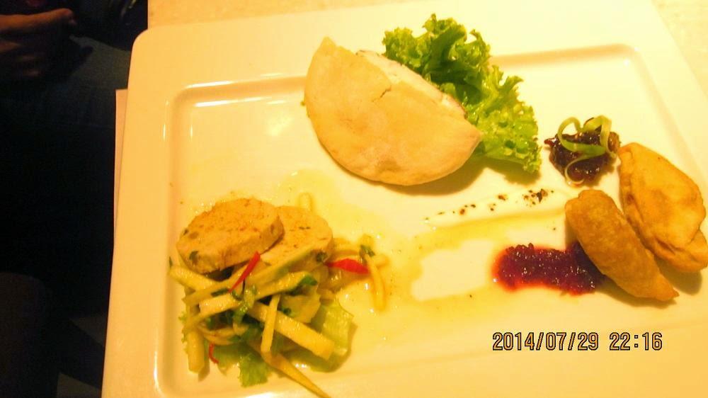 Vikings Luxury Restaurant review