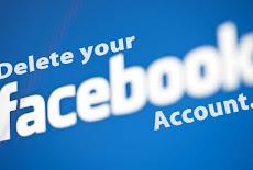 حذف حساب الفيسبوك نهائيا