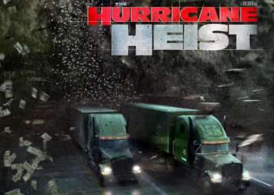 The Hurricane Heist (2018) Hindi 300MB Dual Audio HDCAM-Rip