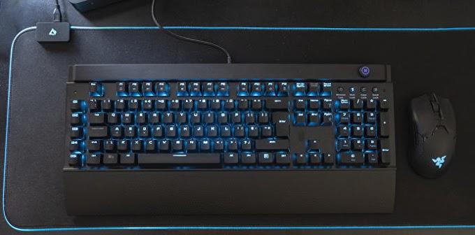 Reviewed: Amazon's £23 mechanical gaming keyboard
