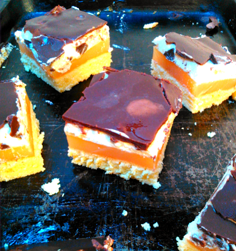 Lambada Cake Recipe