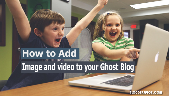 ghost blog posting