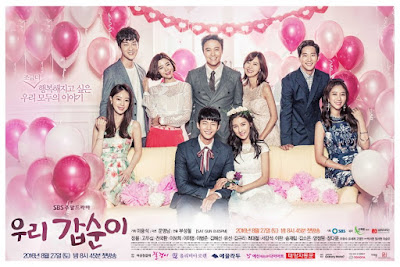 Drama Korea Menarik Our Gab Soon Di Saluran ONE