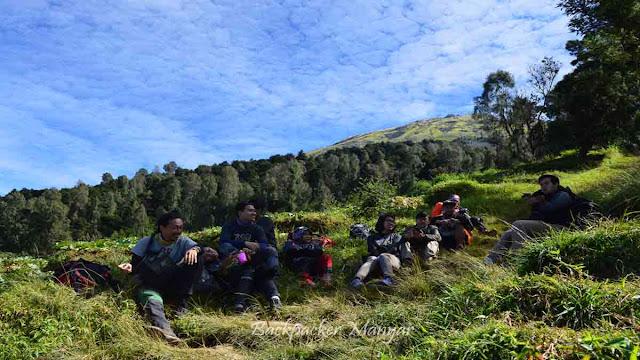 Puncak Sejati Gunung Sumbing via Butuh Kaliangkrik
