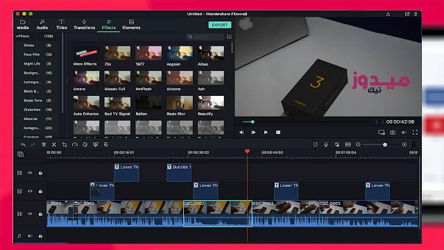 برنامج عمل فيديو من الصور مع اغنيه للكمبيوتر