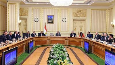 منظومة الكارت الموحد, رئيس الوزراء, مصطفى مدبولي, طارق عامر, محافظ البنك المركزي,