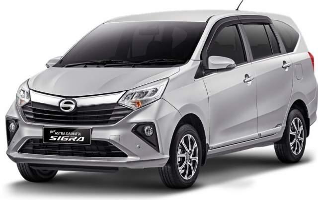 New Daihatsu Sigra 2019