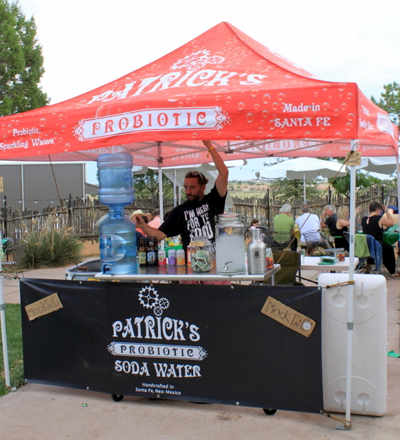 Patricks Probiotic Soda Water