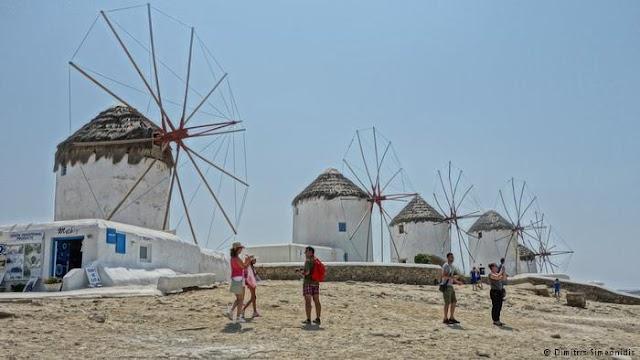 Από ρεκόρ σε ρεκόρ ο ελληνικός τουρισμός
