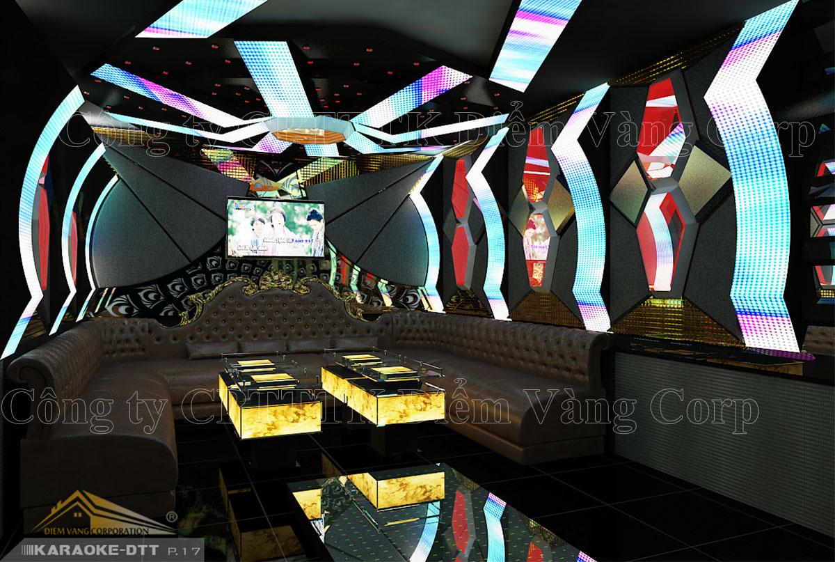 Thiết kế phòng karaoke 3D Ảnh Full chất lượng cao 47