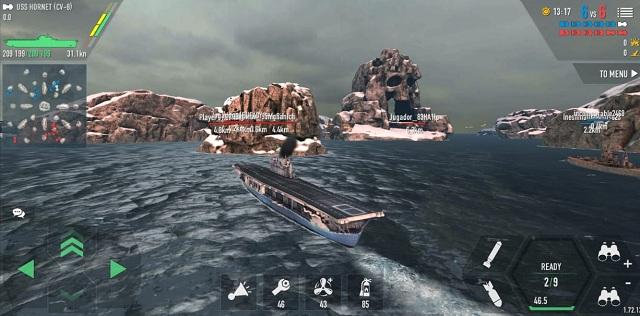 Battle Of Warship
