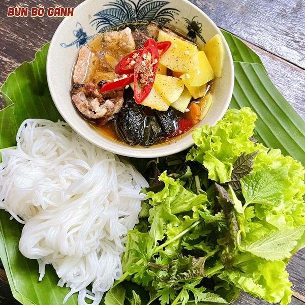 Bún Chả Hà Nội - Hanoi Kebab Rice Noodles