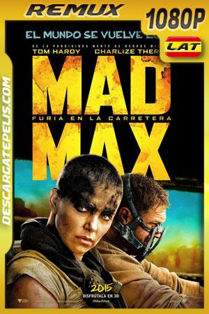 Mad Max: Furia en el camino (2015) 1080P Remux Latino – Ingles