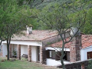 Casa museo de atahualpa yupanqui,en Cerro Colorado Córdoba Argentina