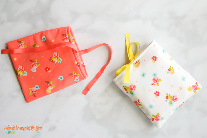 Feminine Bag for Pads