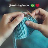 Knitting in Rio - Transforme a sua vida com o Tricot, tenha menos estresse e seja mais feliz!
