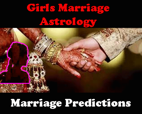 Astrology Remedies For Girls Marriage
