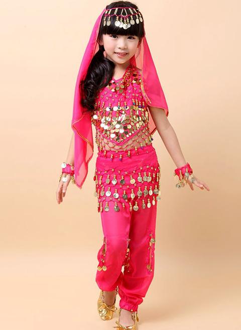 contoh baju india anak tanah abang