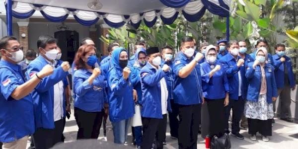 DPD Dan DPC Se-Sumut Tolak Penetapan Moeldoko Versi KLB Sibolangit
