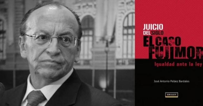 FIL Lima 2017: José Peláez presenta libro sobre el juicio de Alberto Fujimori - www.fillima.com.pe