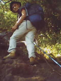 Pertama Kali Mendaki