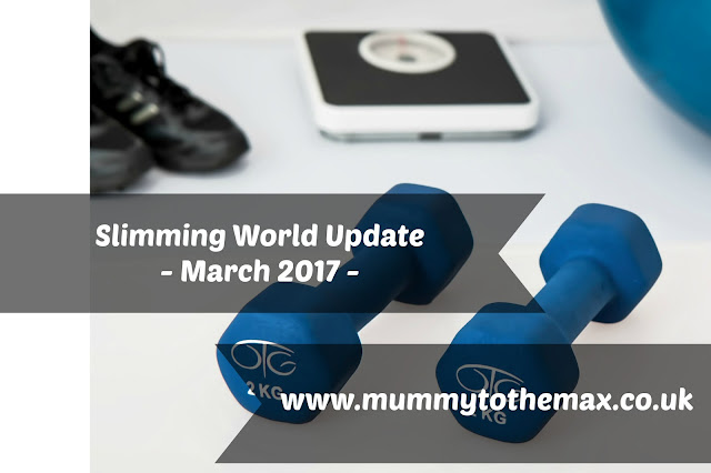 Slimming World Update - March