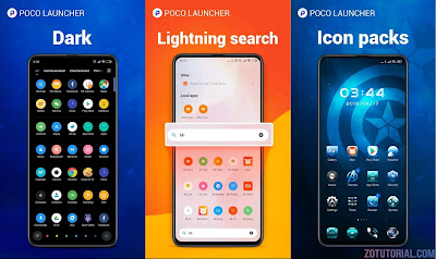 Poco Launcher 2.0 Android