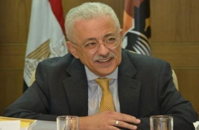 وزيرالتعليم يؤكد انتهاء تدريب المعلمين على النظام الجديد قبل أول سبتمبر
