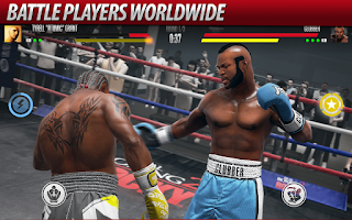 Real Boxing 2 Iphone