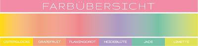 Stampin' Up! rosa Mädchen Kulmbach: Stamp A(r)ttack Blog Hop: April, April, jeder macht, was er will! – Geburtstagskarte in Regenbogenfarben mit Kuchen ist die Antwort, Alles Liebe Geburtstagskind, Swirly Bird und Geburtstagsmix