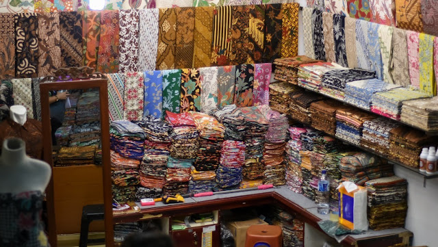 Shopping di Pasar Beringharjo
