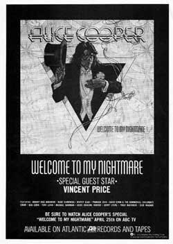 Alice Cooper: The Nightmare (1975)