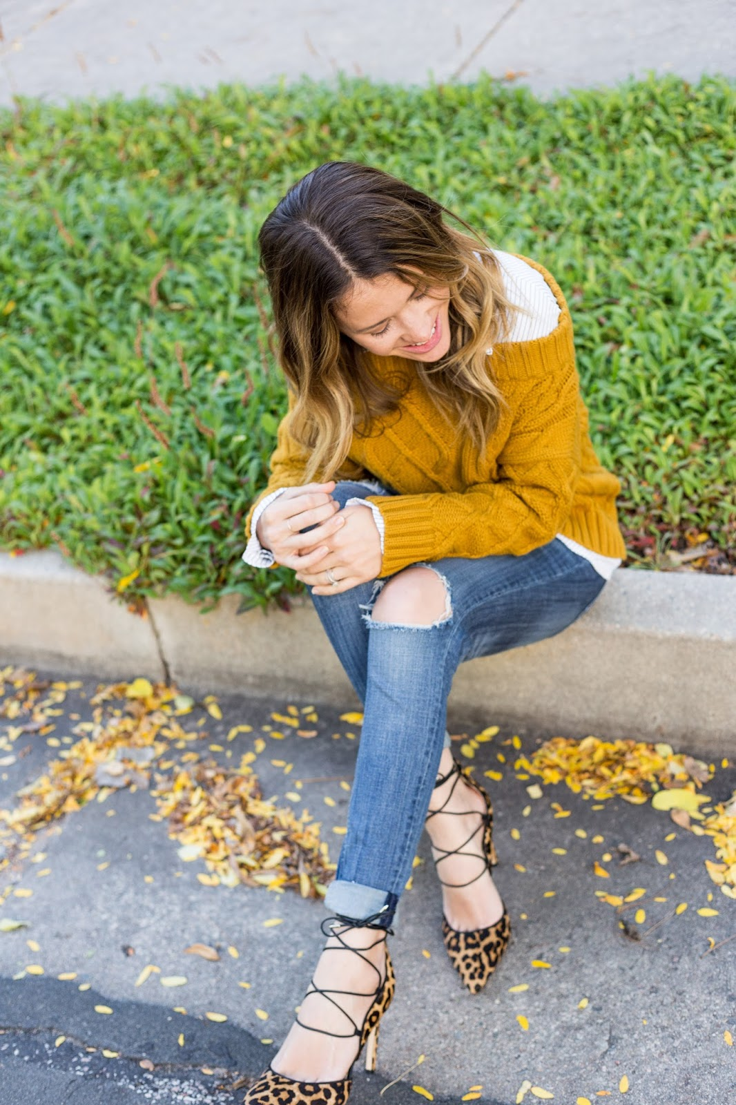 The Perfect Fall Date Night Outfit by Colorado fashion blogger Eat Pray Wear Love