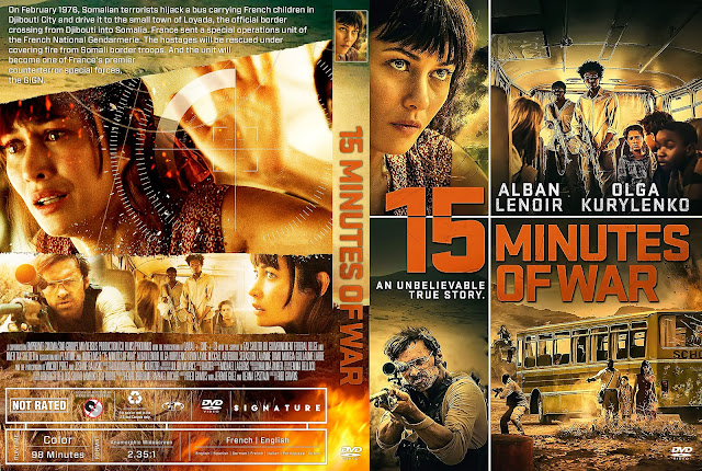 15 Minutes Of War DVD Cover