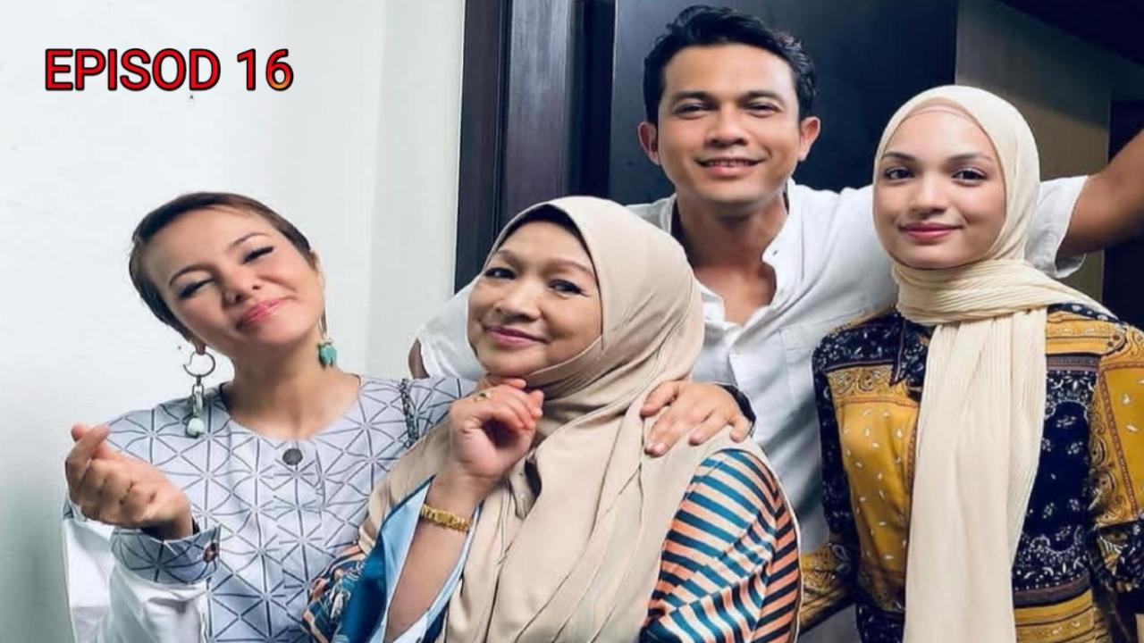 Tonton Drama Sabarlah Duhai Hati Episod 16 (Akasia TV3)