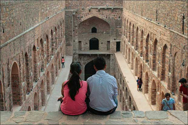 Romantic Places in Delhi for 情人 Day