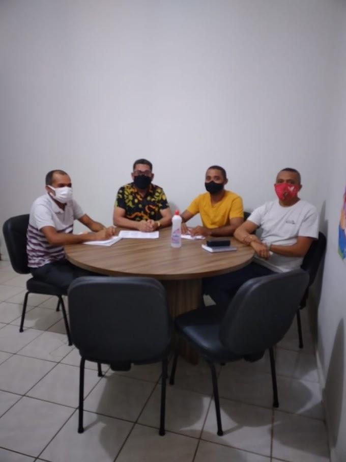 Matões: Secretaria de Educação se reúne com representantes do Sindicato e traçam planos para 2021