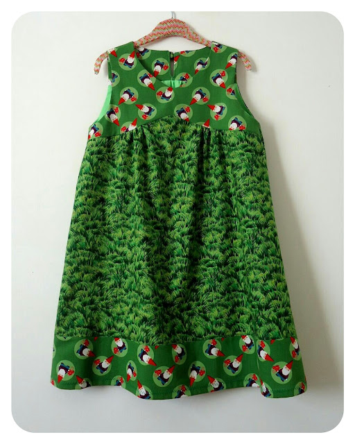 Happy Homemade Sew Chic Kids dress
