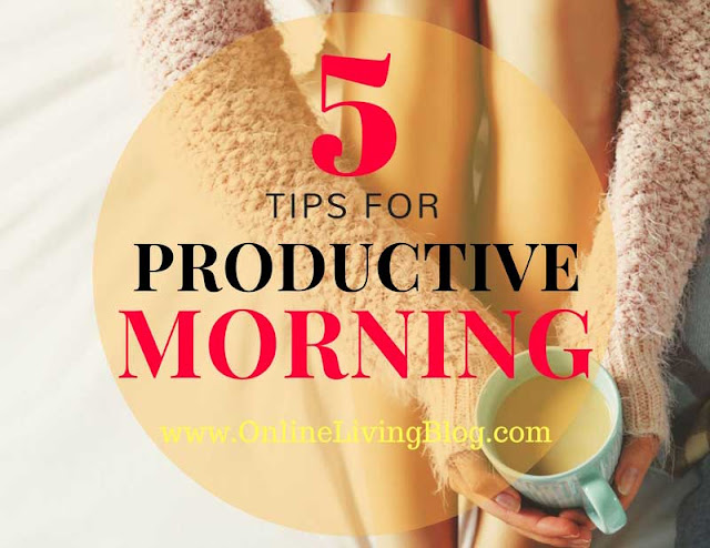 5 Tips to Improve Your Life With Most Productive Morning Ever