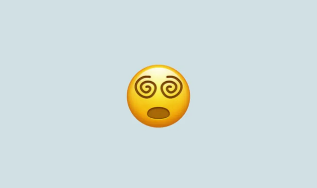 New 'spiral eyes' emoji approved to be launched
