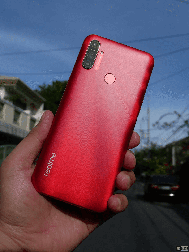 Raffle: Our review unit of the realme C3!