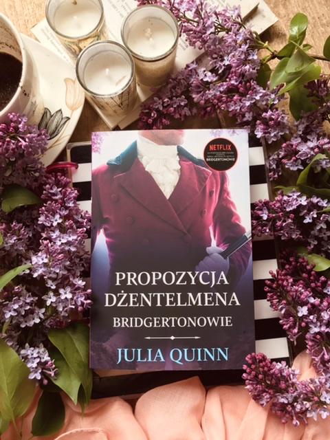 Julia Quinn, Propozycja dżentelmena