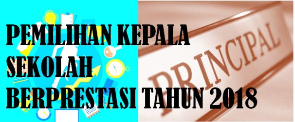 Juknis Pemilihan Kepala Sekolah SD Smp Sma Smk Berprestasi 2018