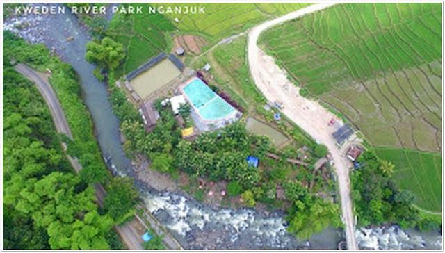 Dewi Keen River Park;10 Top Destinasi Wisata Nganjuk;